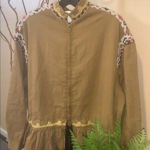 Zara Western style jacket